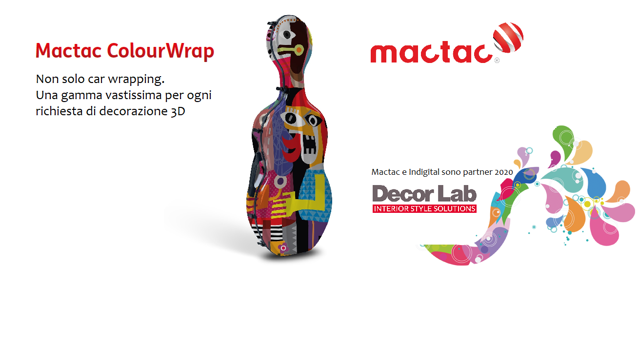 Mactac Colour Wrap